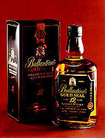 Ballantine's Gold Seal